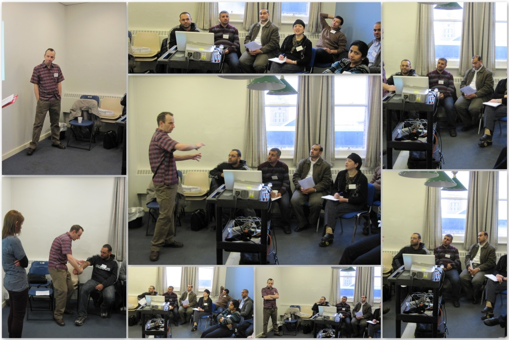 Sheffield MCEM Course - 9 February 2012