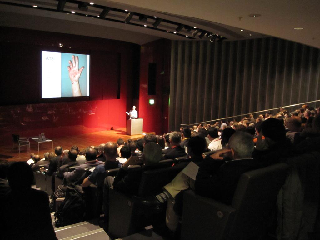 Delegates at CEM CPD Event 2012 at British Museum