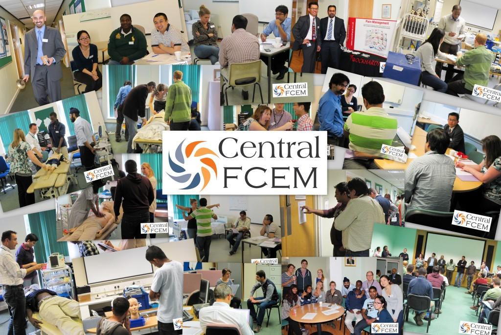 Central FCEM Couse OSCE Day - 22 September 2012
