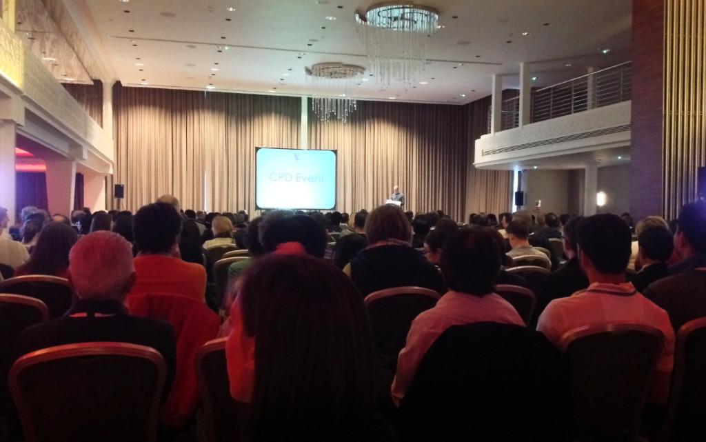 CEM CPD Event - Cardiff 2014